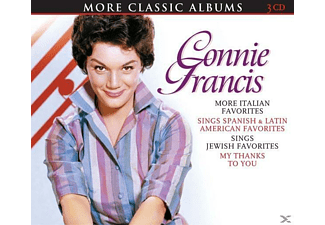 Connie Francis - More Classic Albums [CD]