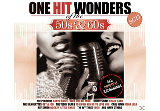VARIOUS - One-Hit Wonders Of The 50s/60s [CD]