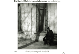 The Gurdjieff Folk Instruments Ensemble, L Eskenian - Music Of Georges I.Gurdjieff [CD]