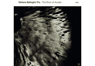 Stefano Trio Battaglia - The River Of Anyder [CD]