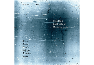 Reto Bieri - Contrechant [CD]