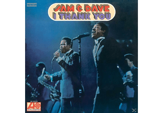 Sam & Dave - I Thank You - (Vinyl)