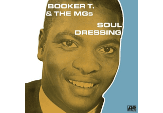 Booker T. & The M.G.'s - Soul Dressing =Mono= - (Vinyl)