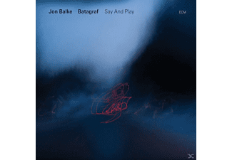 Jon Balke/Batagraf - Say And Play [CD]
