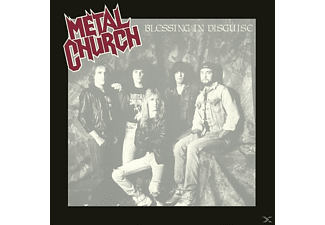 Metal Church - Blessing In Disguise - (Vinyl)