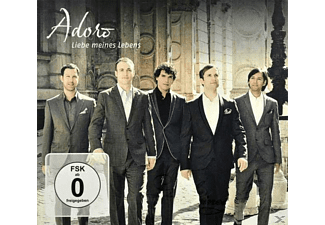 Adoro - Liebe Meines Lebens (Deluxe Edt.) [CD + DVD Video]