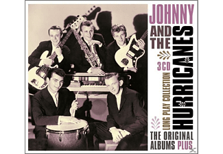Johnny And The Hurricanes - Long Play Collection : The Original - (CD)