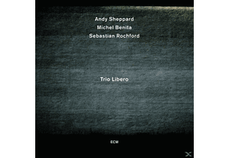 Andy Sheppard - Trio Libero [CD]