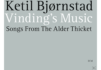 Gunilla Suessmann (piano) Ketil Bjornstad (piano), Ketil Björnstad - Vindings Music-Songs From The Alder Thicket - (CD)