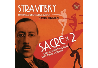Igor Stravinsky - Le Sacre Du Printemps (Original Version) [CD]
