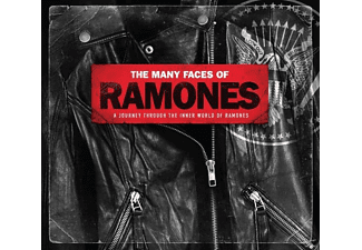VARIOUS - Many Faces Of Ramones - (CD)