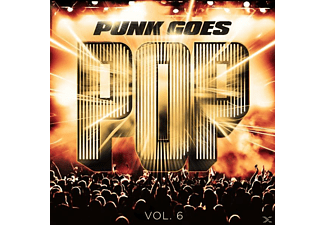 VARIOUS - Punk Goes Pop 6 - (CD)