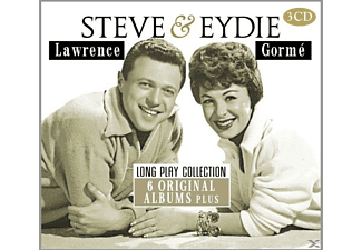 Lawrence,Steve/Gorme,Eydie - Long Play Collection-6 Original A - (CD)