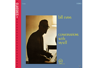 Bill Evans - Conversations With Myself - (CD)