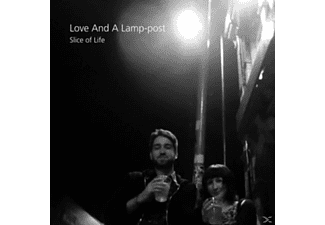 Slice Of Life - Love And A Lamp-Post - (LP + Bonus-CD)