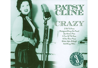 Patsy Cline - Crazy - (CD)