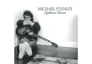 Michael Stanley - Eighteen Down - (CD)