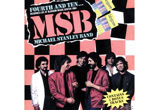 Michael Band Stanley - Fourth & Ten (Remastered) - (CD)