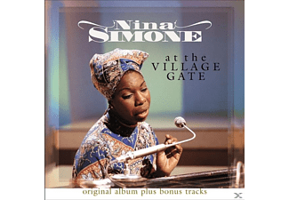 Nina Simone - At The Village Gate - (Vinyl)