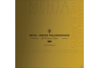 VARIOUS, Wiener Philharmoniker - The Orchestral Edition (Limited Vinyl-Edition) [Vinyl]