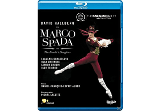 VARIOUS - Marco Sparda - (Blu-ray)