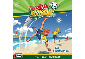 Teufelskicker - 43: Die Beach-Kings! - (CD)