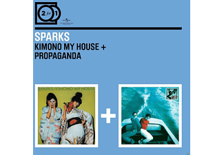 Sparks - 2 For 1: Kimono My House/Propaganda [CD]