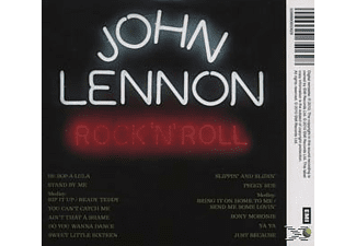 John Lennon - Rock 'N' Roll (CD)