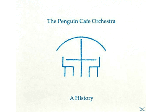 Penguin Cafe Orchestra - A History [CD]