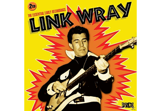 Link Wray - The Essential Early Recordings - (CD)