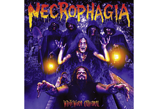 Necrophagia - Whiteworm Cathedral - (CD)