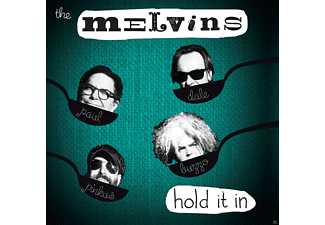 Melvins - Hold It In - (CD)