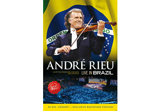 André Rieu - Live In Brazil | DVD