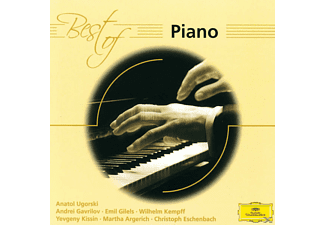 VARIOUS, Ugorski/Gavrilov/Argerich - BEST OF PIANO [CD]