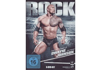 WWE - The Epic Journey Of Dwayne The Rock Johnson - (DVD)