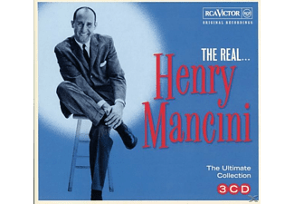 Henry Mancini - The Real...Henry Mancini [CD]