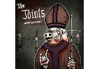 The Idiots - Gott Sei Punk [CD]