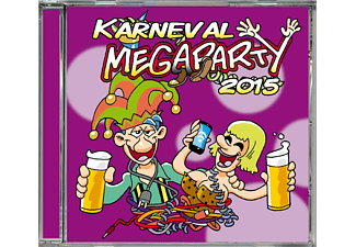 Karneval! - Karneval Megaparty 2015 - (CD)