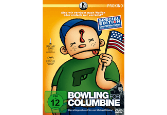 BOWLING FOR COLUMBINE - (DVD)