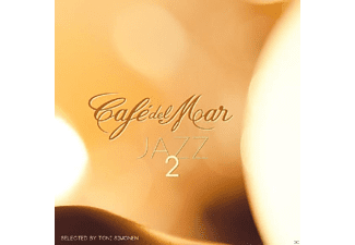 VARIOUS - Cafe Del Mar Jazz 2 - (CD)