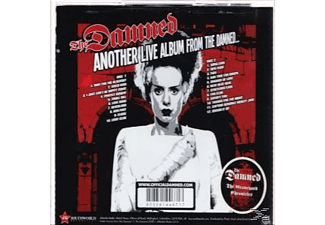 The Damned - Another Live Album From The Damned [CD]