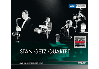 Stan Quartet Getz - Stan Getz Quartet - Live In Düsseldorf 1960 - (CD)