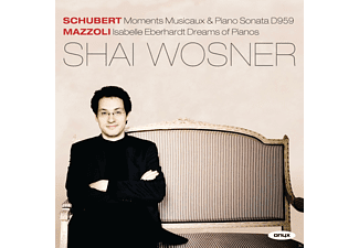 Shai Wosner - Moments Musicaux D 780 / Piano Sonate D 959 / Isabelle Eberhardt Dreams Of Pianos - (CD)