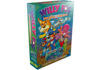Willy Fog - 3. évad - 1-3. rész (DVD)