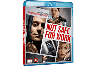 Not Safe For Work Thriller Blu-ray