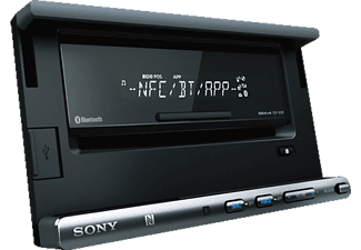 SONY CD Smartphone Docking Station mit Bluetooth