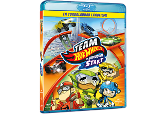 Team Hot Wheels - En Supercool Start Barn Blu-ray