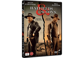 Hatfields and McCoys Drama DVD