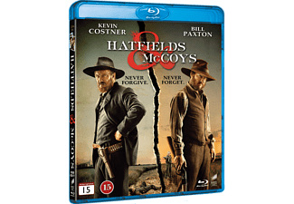 Hatfields and McCoys Drama Blu-ray