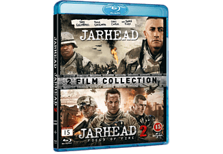 Jarhead 1+2 Box Action Blu-ray